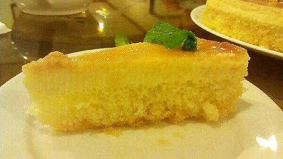 焦糖布丁蛋糕