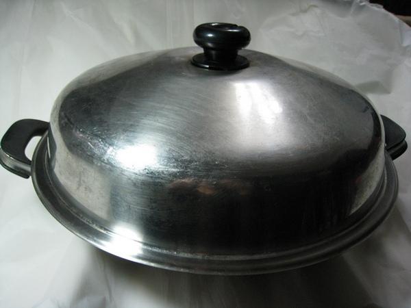 我買的第一個鍋子