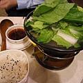 日式牛雜鍋220元