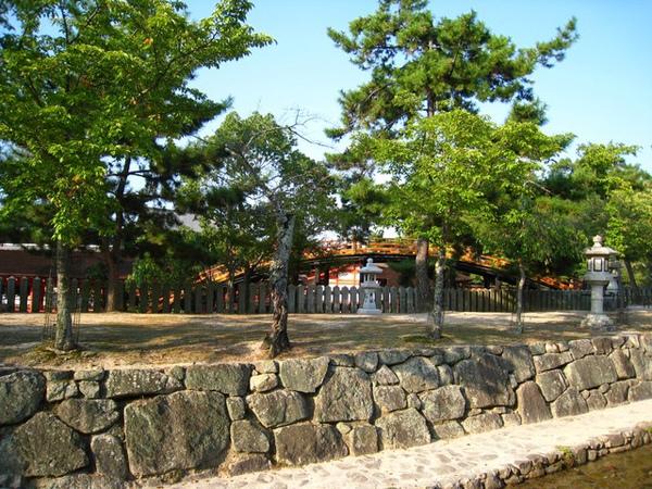 走出嚴島神社