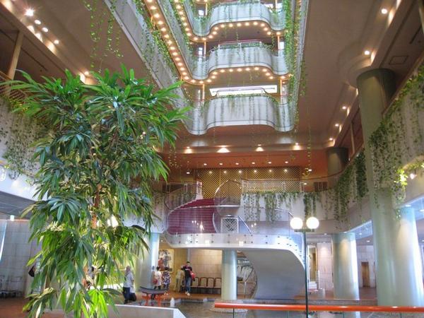 飯店的大廳