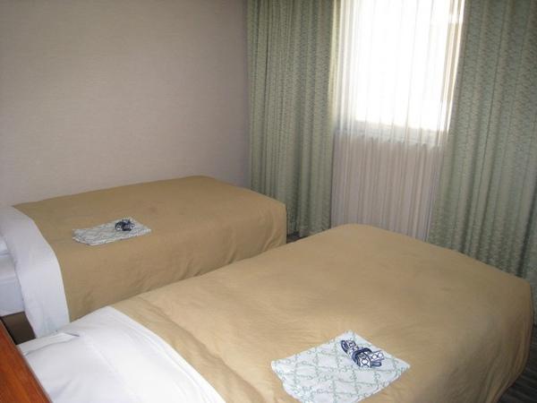 京都住的飯店,乾淨、安靜、方便