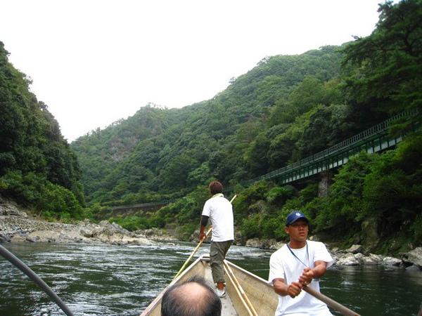 換人來划船