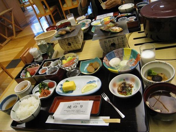 超過癮的日式早餐
