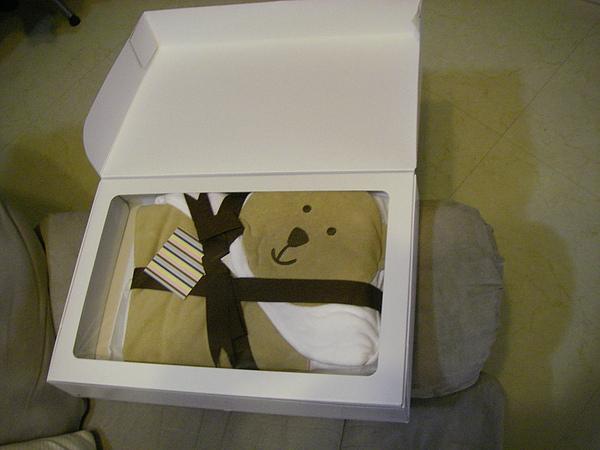 將將~家華阿姨從日本帶來的禮物!!
