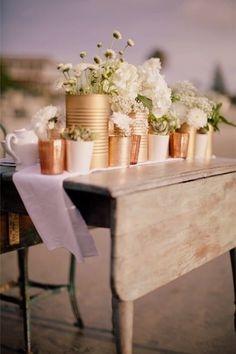 冬季婚禮佈置11