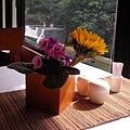 花和胡椒罐