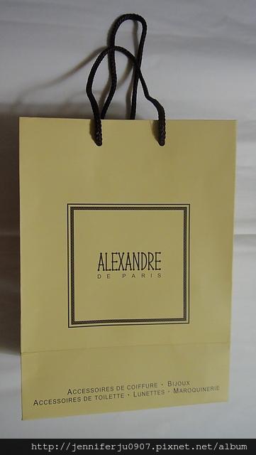 ALEXANDRE DE PARIS ACCESSOIRES 1