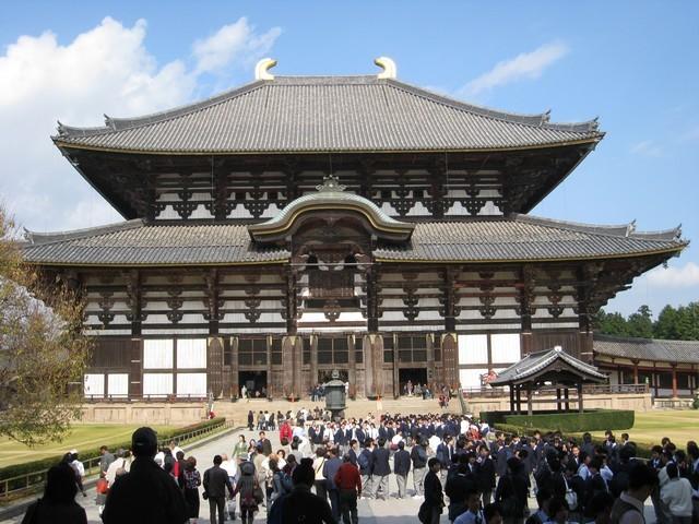 鼎鼎大名的東大寺