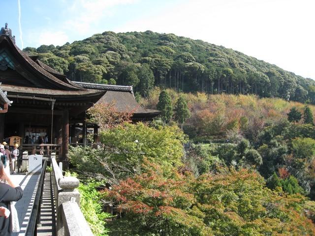 清水寺側面