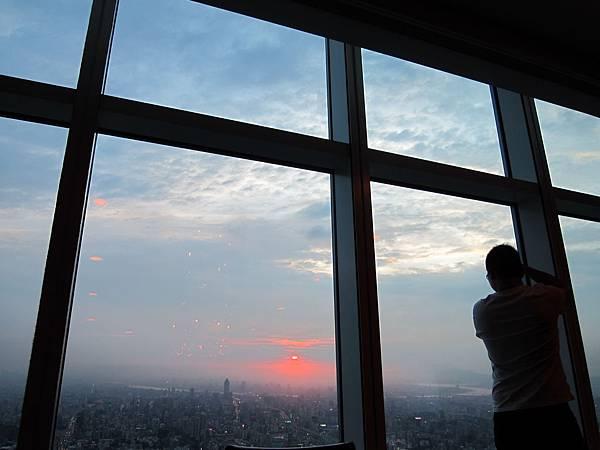 隨意鳥101高空觀景餐廳 (45)