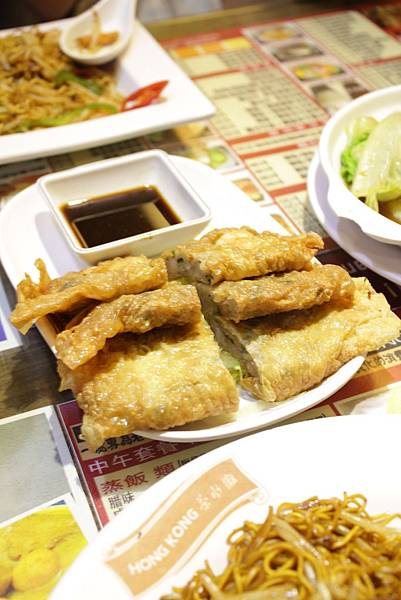 HONG KONG 茶水攤 延吉總店 (13)