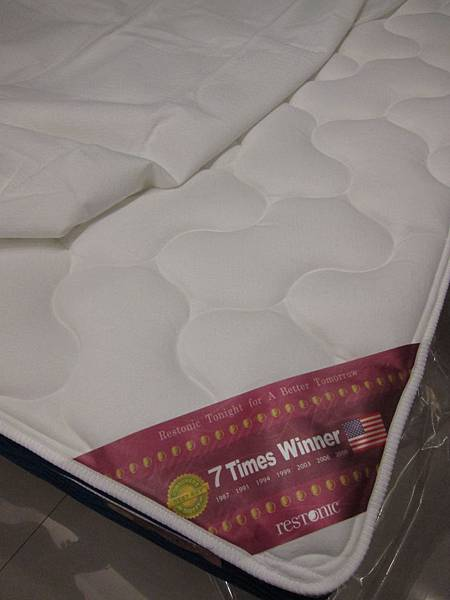HoneyWants活力因子 Restonic美國蕾絲床墊 (17)