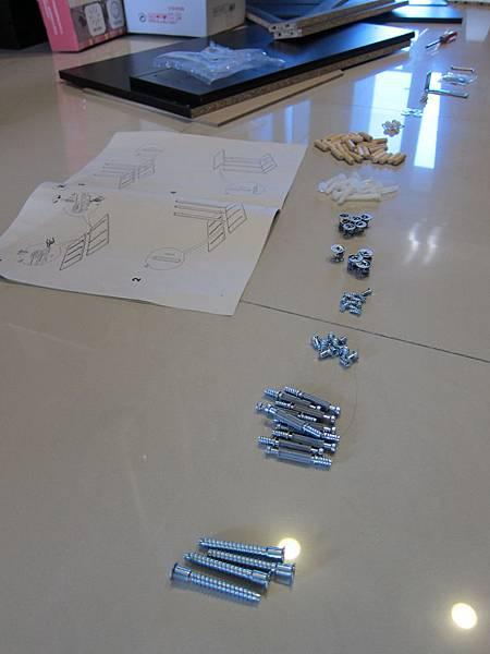 IKEA KULLEN 3抽抽屜櫃 (7)