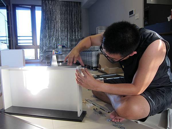IKEA KULLEN 3抽抽屜櫃 (16)