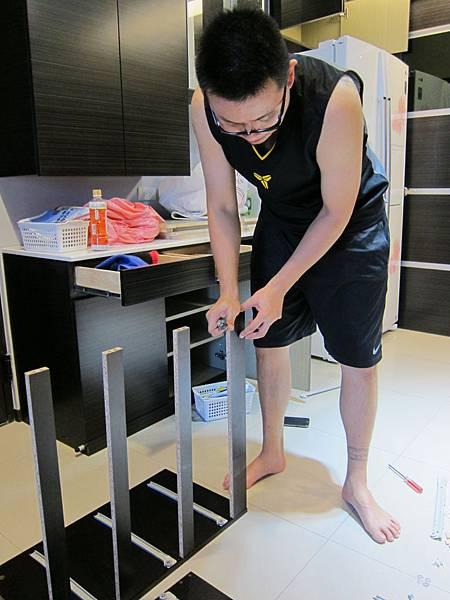 IKEA KULLEN 3抽抽屜櫃 (24)