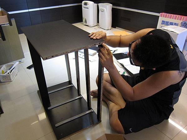 IKEA KULLEN 3抽抽屜櫃 (26)