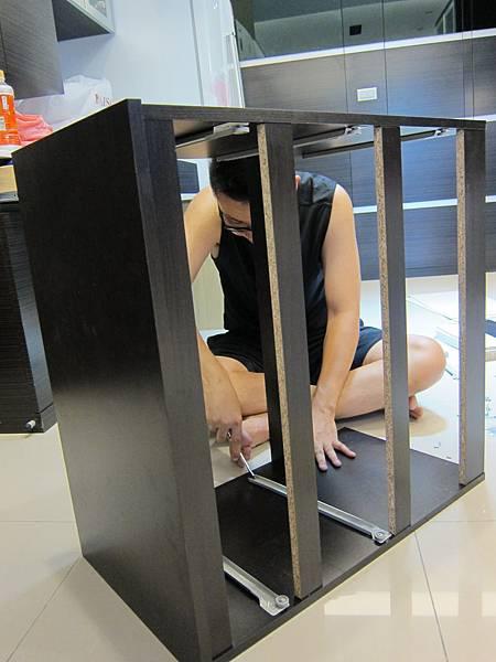 IKEA KULLEN 3抽抽屜櫃 (38)