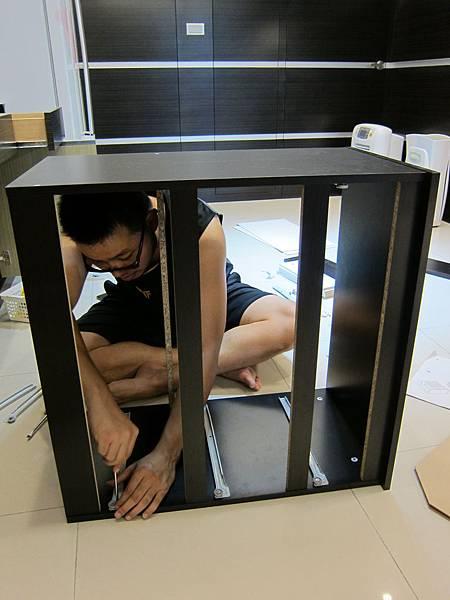 IKEA KULLEN 3抽抽屜櫃 (41)