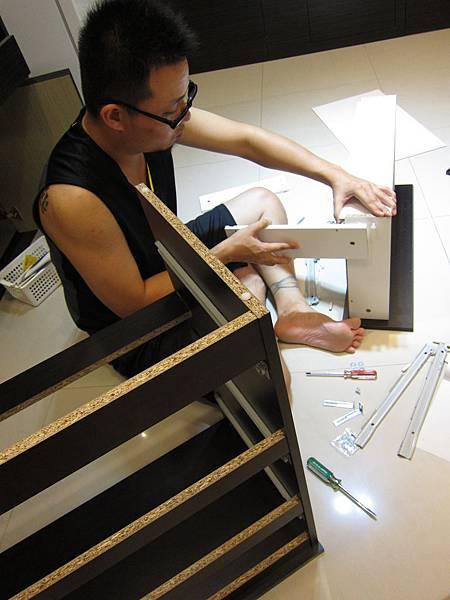 IKEA KULLEN 3抽抽屜櫃 (46)