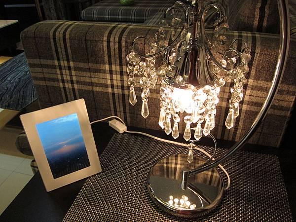HOLA 婕娜金屬水晶桌燈 (27)