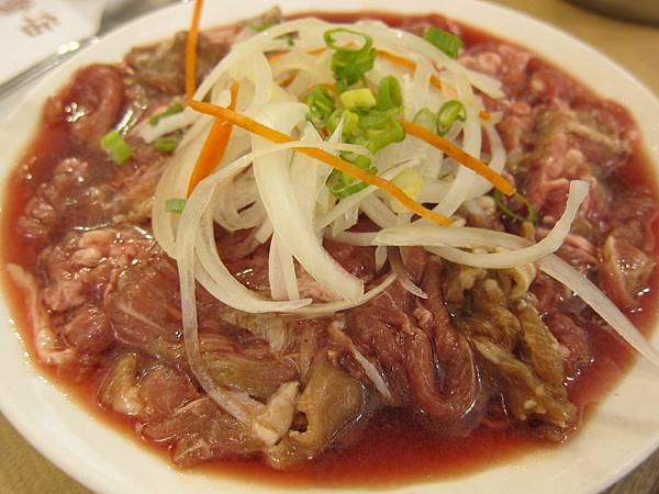 高麗味韓國烤肉 (23)