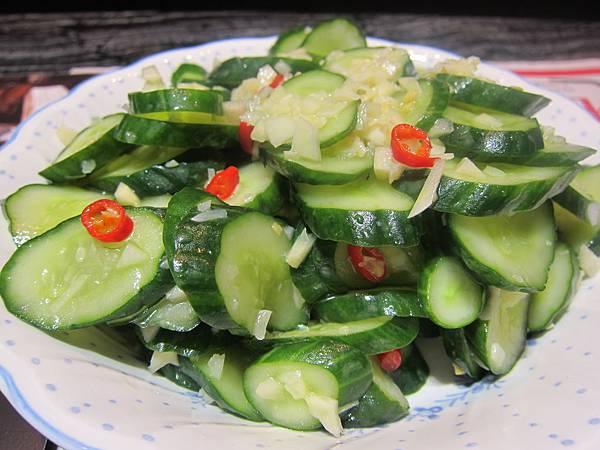 涼拌小黃瓜 (1)