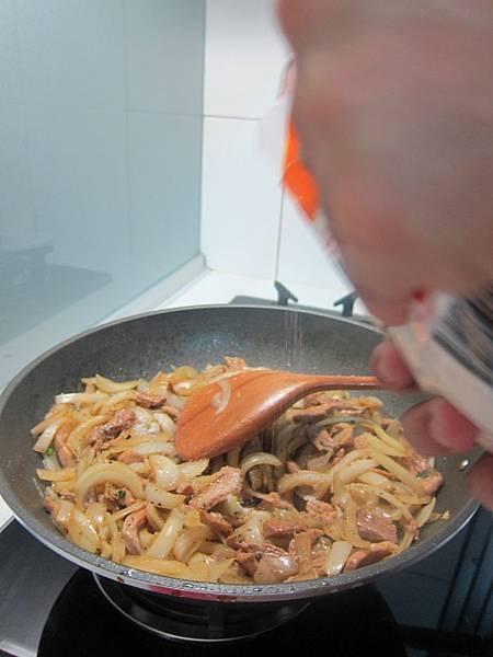 洋蔥炒肉絲 (23)