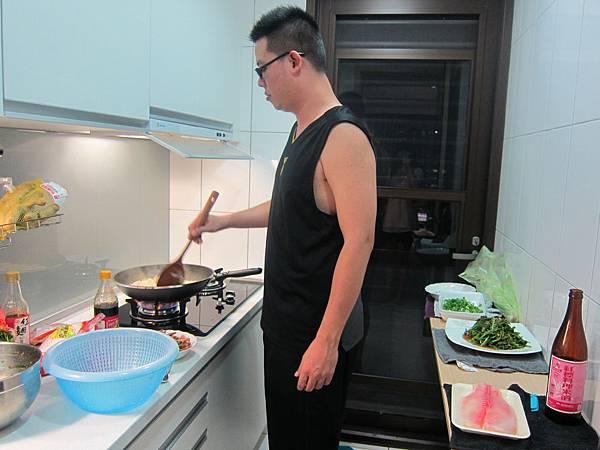 洋蔥炒肉絲 (13)