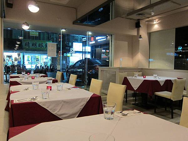 奧瑞岡義式餐廳 復北店 (2)