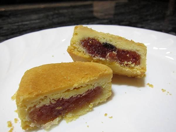 台灣好食在 木黃山烘培坊 鳳梨酥 一口酥 南瓜手工餅乾001 (16)