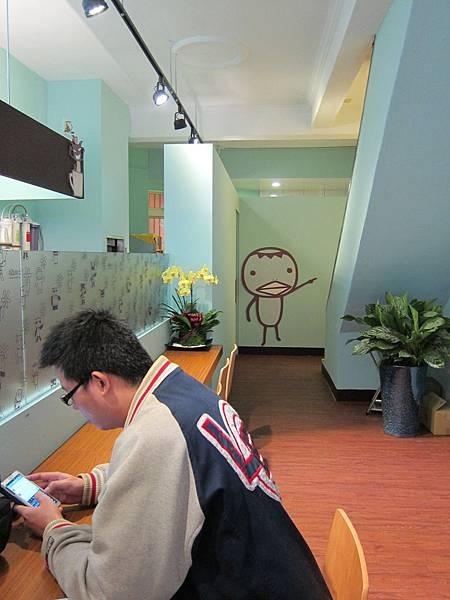 Aranzi cafe 日本大阪阿朗基咖啡 (9)