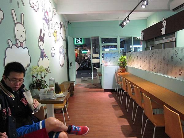 Aranzi cafe 日本大阪阿朗基咖啡 (5)
