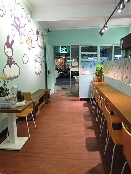 Aranzi cafe 日本大阪阿朗基咖啡 (3)