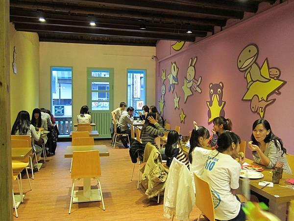 Aranzi cafe 日本大阪阿朗基咖啡 (23)