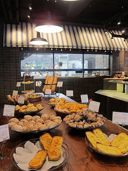 擴邦麵包 堤頂餐廳 (15)