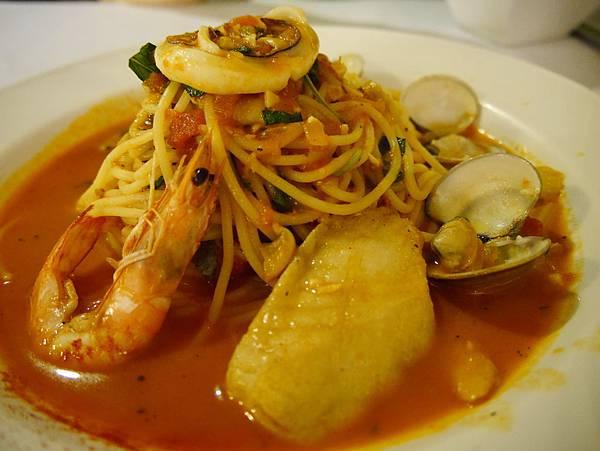 西西里義大利海鮮料理 (2)