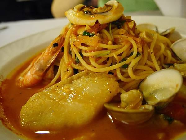 西西里義大利海鮮料理 (22)