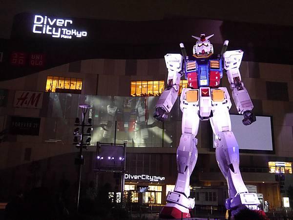 日本 淺草雷門大門酒店 台場Diver City (255)