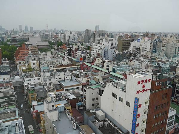 日本 淺草雷門大門酒店 台場Diver City (51)