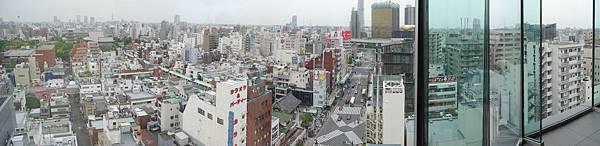 日本 淺草雷門大門酒店 台場Diver City (53)