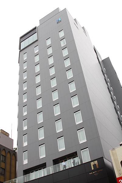 日本 淺草雷門大門酒店 台場Diver City (79)