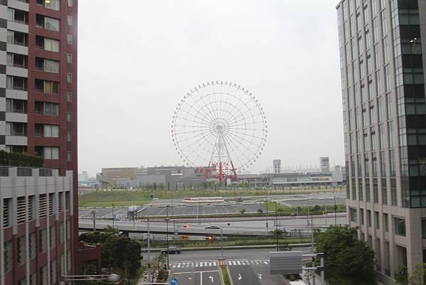 日本 淺草雷門大門酒店 台場Diver City (206)