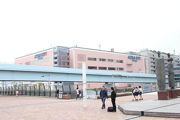 日本 淺草雷門大門酒店 台場Diver City (211)