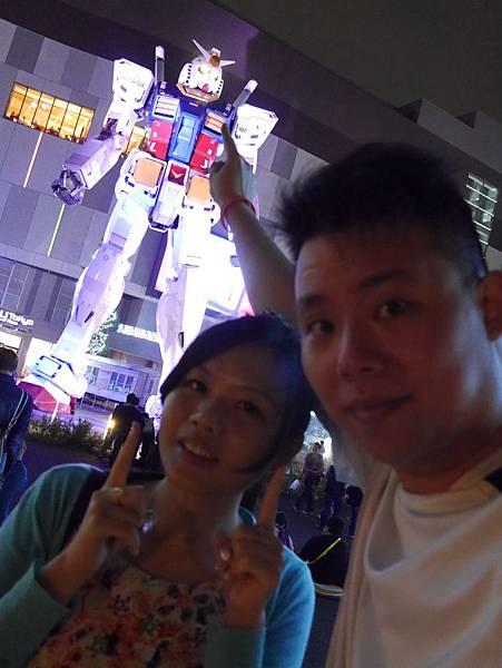 日本 淺草雷門大門酒店 台場Diver City (240)