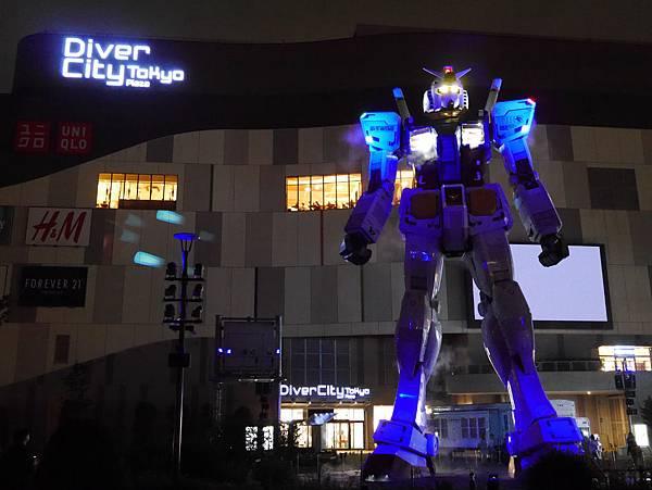 日本 淺草雷門大門酒店 台場Diver City (260)