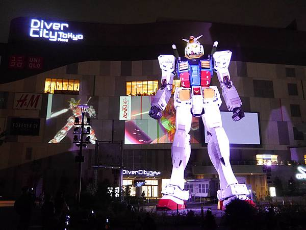 日本 淺草雷門大門酒店 台場Diver City (248)