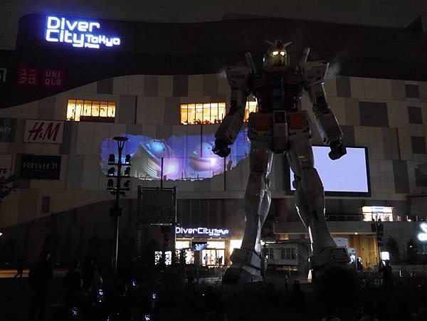 日本 淺草雷門大門酒店 台場Diver City (245)