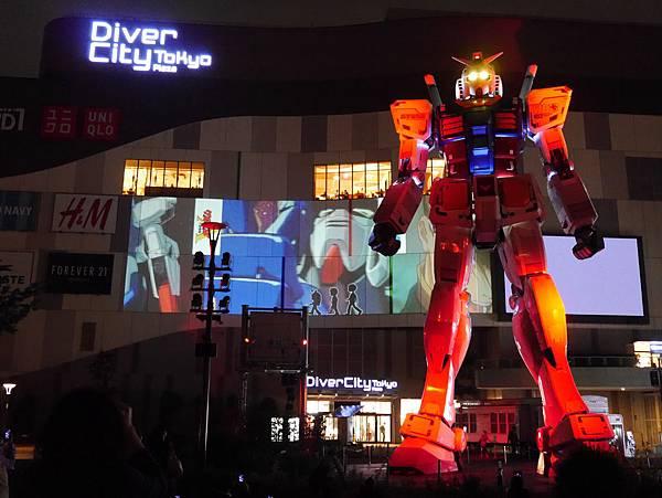 日本 淺草雷門大門酒店 台場Diver City (251)