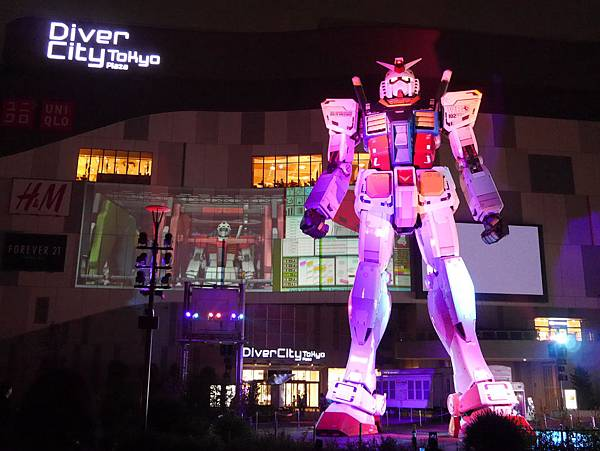 日本 淺草雷門大門酒店 台場Diver City (257)